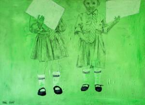 green-child